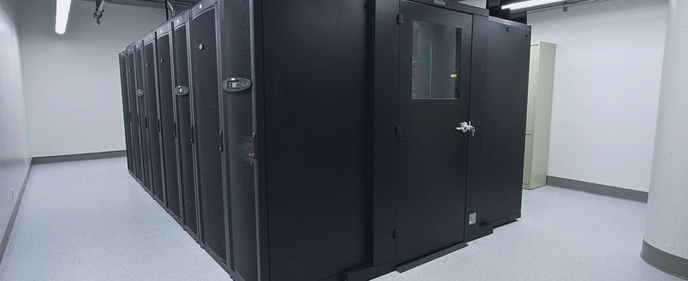 Une installation de SYNERGY centres de données